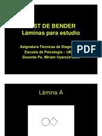 Láminas BENDER