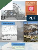 PROCESO CONSTRUCTIVO DE EDIFICACIONES DE ACERO