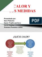 EXPOSICION CALOR Y SUS MEDIDAS