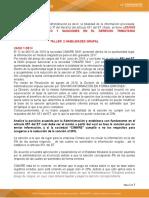 TALLERES SANCIONES, CORRECIONES, FIRMEZA,DEVOLUCION Y COMPENSACIONES  2 3 Y 4 nov 6 (1)