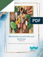 Metabolitos producidos por bacterias