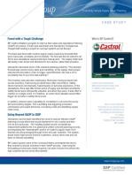 Castrol Case Study by ToolsGrp
