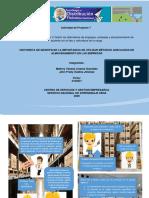 Evidencia_3_Historieta Identificar La Importancia de Utilizar Metodos Adecuados de Almacenamiento en Las Empresas