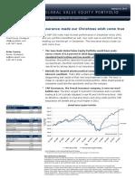 Global Value Equity Portfolio - January 2011