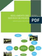 MAPA MENTAL SERVICIO POLICIAL