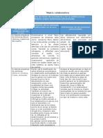 unidad 2 tarea 2 matriz colaborativa PSICOPATOLOGIA DE INFANCIA Y ADOLESCENCIA