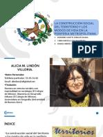 EXPOSICION DE CONSTRUCCIÓN SOCIAL