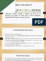 EL  ENSAYO (2)