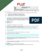 PARCIAL SISTEMAS DE GESTIÓN DE LA CALIDAD NORMAS ISO 9001 DE 2015 (1)