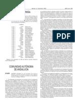 Decreto 520, 2004, de 2 de noviembre, por el que se declaran, como Bien de Interés Cultural, con la categoría de Sitio Histórico, los lugares vinculados con Juan Ramón Jiménez, en Moguer, Huelva