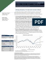 Global Value Equity Portfolio - February 2011