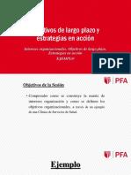 Sesión 6.2 PE - Objetivos de Largo Plazo y Estrategias en Acción