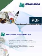 PTU Transformaciones isométricas