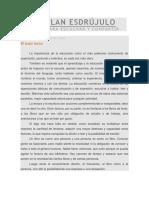 EL BUEN LECTOR Exp. Oral y Escrita jass-lili