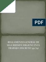 Dto 351-79-Establecimientos