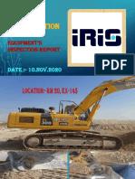 Inspection -07th Nov 2020