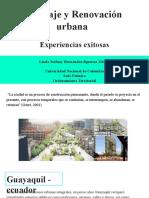 Reciclaje y Renovación urbana