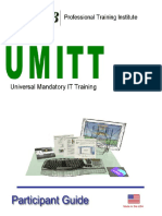 AfriHUB- Universal Mandatory IT Training_Manual