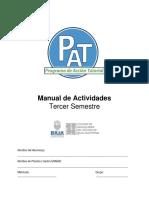 Manual de Actividades 3° Semestre_042019