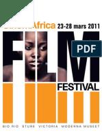 CinemAfrica Filmfestival 2011