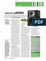 Review Truth B2030A