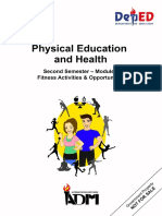 Signed off_Physical Education11_q2_m5_Fitness Activities and Opportunities_v3