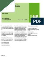 Color Brochure Plastics