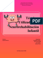 tecnicas de neurorehabilitaciòn