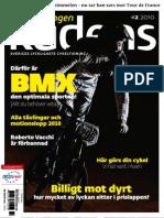 Cykeltidningen Kadens # 2, 2010