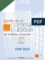 Guide-commande-publique-de-Maitrise-D-oeuvre-13novembre-2012