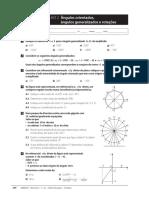 Ficha de Trabalho 02 - 11 Ano - Angulos Orientados, Generalizados e Rotacoes