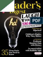 Reader's Digest India – November 2020