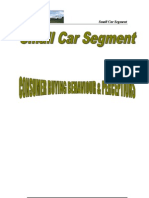 Final Consumer Behaviour Report