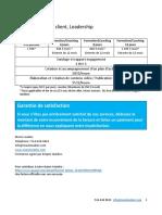MLSolution - Offre de Service