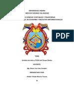 Kleber Abarca Ticona - Plan Estratégico Bimbo