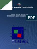 Caderno de Encargos do Concurso Público CP002DSIC2010
