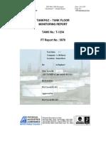 AEWin TANKPAC Sample Report
