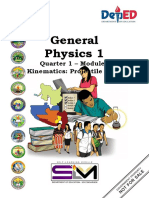 GENERAL PHYSICS MODULE 5