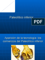 U IV_Paleolítico inferior.ppt