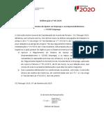 Regulamento +CO3SO