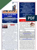 La Gazeta de Mora Claros nº 101 - 12112010