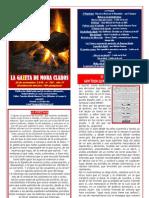 La Gazeta de Mora Claros nº 102 - 26112010