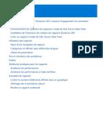 Guide de création de rapports pour Dynamics 365 Customer Engagement (on-premises), version 9