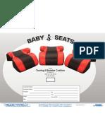 Baby Seats 1102