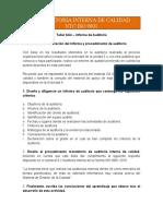 Taller Informe De Auditoria Melissa Ochoa .docx