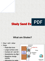 12- Shaly Sand Evaluation.ppt