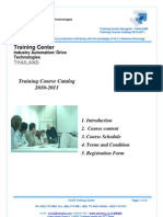 TrainingCatalog