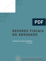 Deveres Fiscais Do Advogado