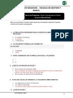 Balotario de  Excel para los Negocios (1)