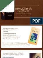 INTUICIONES DE CALASANZ